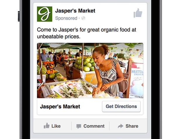 Facebook's New Hyper-Local Ads Allow You To Reach People Within A Mile