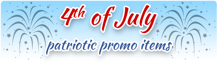 Promotional Products for Independence Day