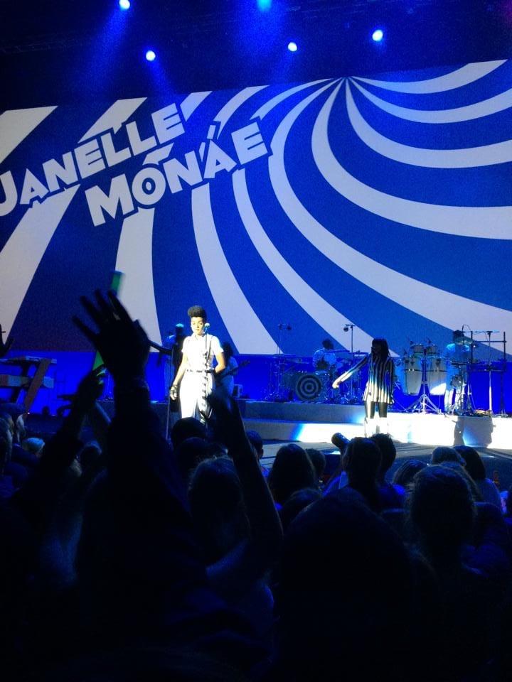 Inbound Rocks with Janelle Monae #INBOUND14 10 Things to do in Boston Around Inbound
