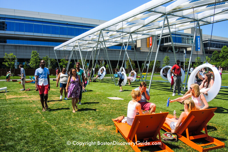 lawn swings - 10 Things to do in Boston Around Inbound