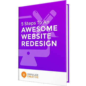5 Steps to an AWESOME Website ReDesign