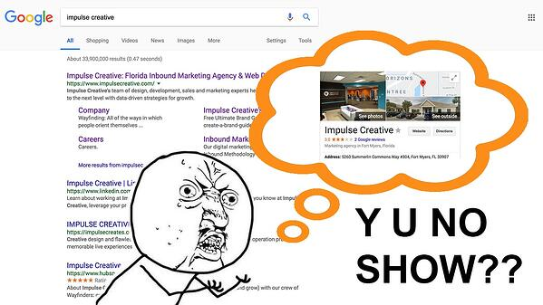 Knowledge Graph Not Showing? Optimizing Your Google My Business to Appear in Search