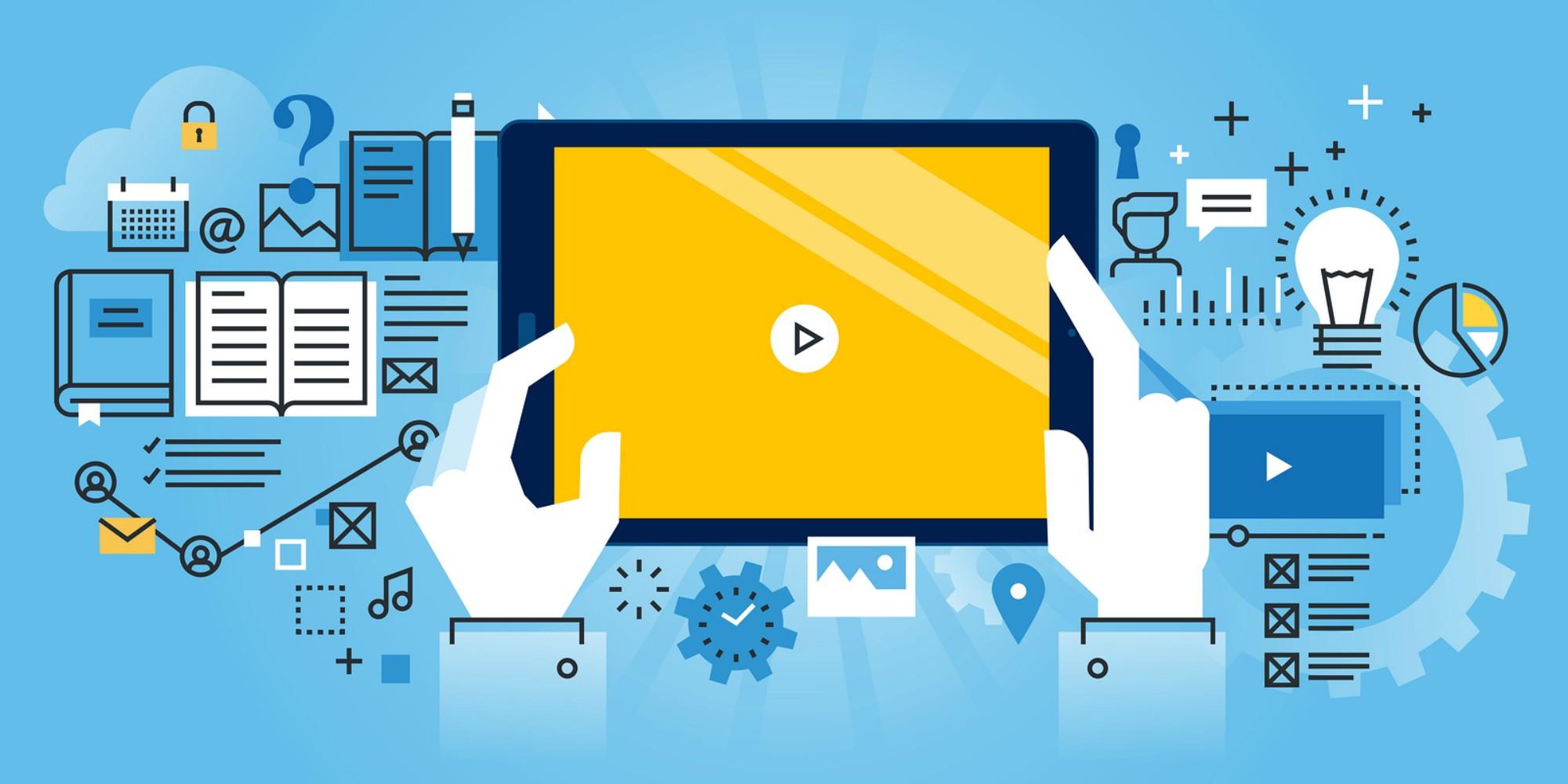 Tablet Video Marketing