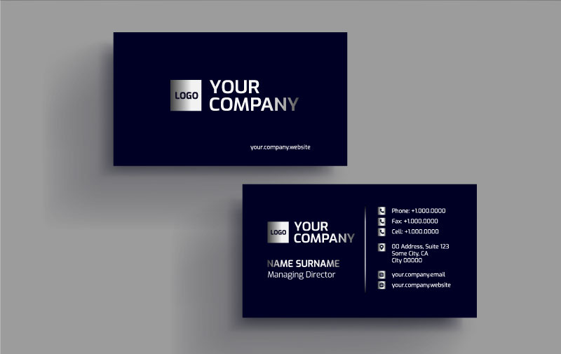 color-paper-business-card-design