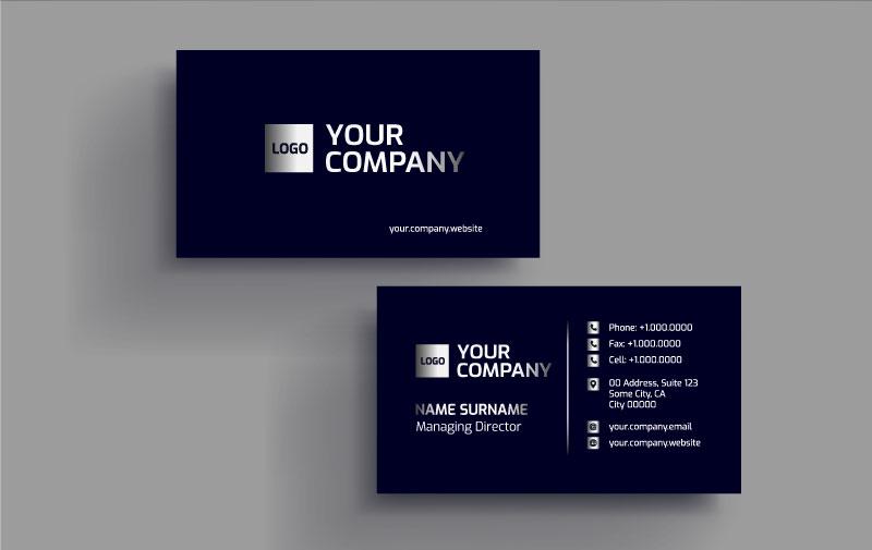 color-paper-business-card-design