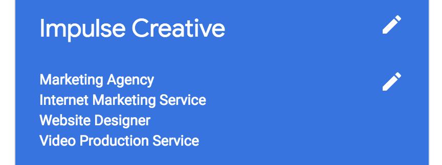 impulse-creative-google-my-business-categories