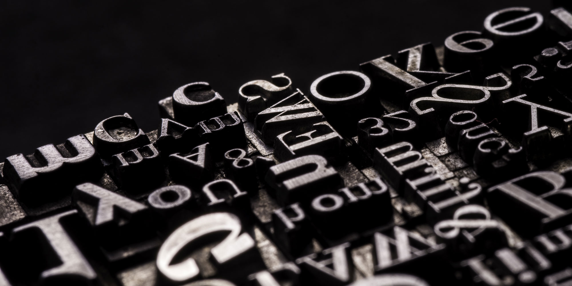 Time to Start Thinking Seriously About Typography for Your Brand