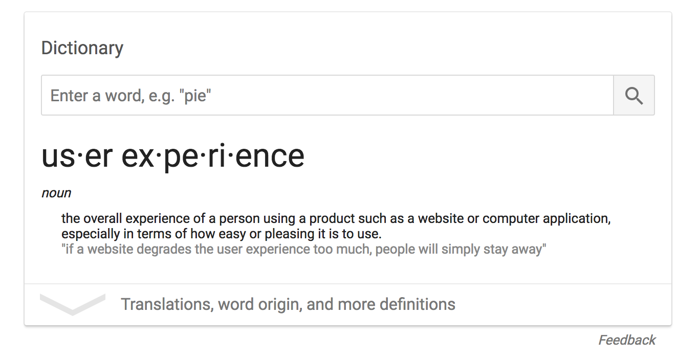 user-experience-definition