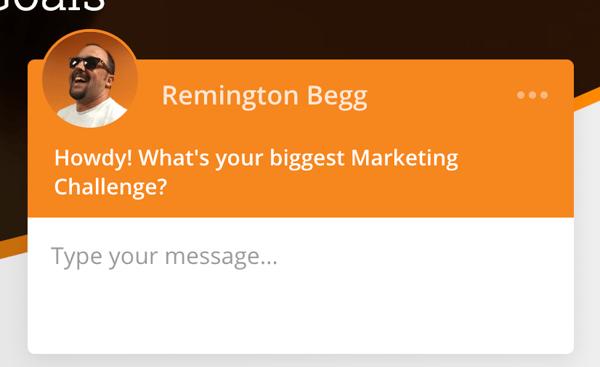 Conversational-Marketing-Drift-Example-Remington