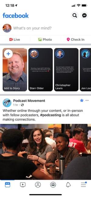 Facebook new design impacts marketing
