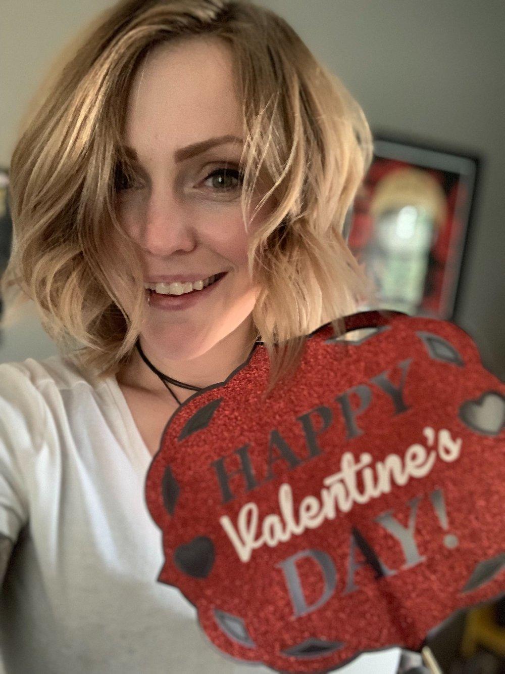 Danielle Impulse Creative Valentines day