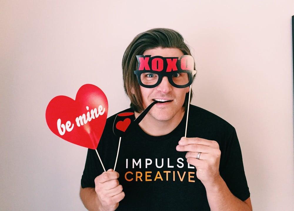 Jeff Impulse Creative Valentines Day