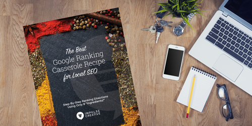 The Best Google Ranking Casserole Recipe for Local SEO