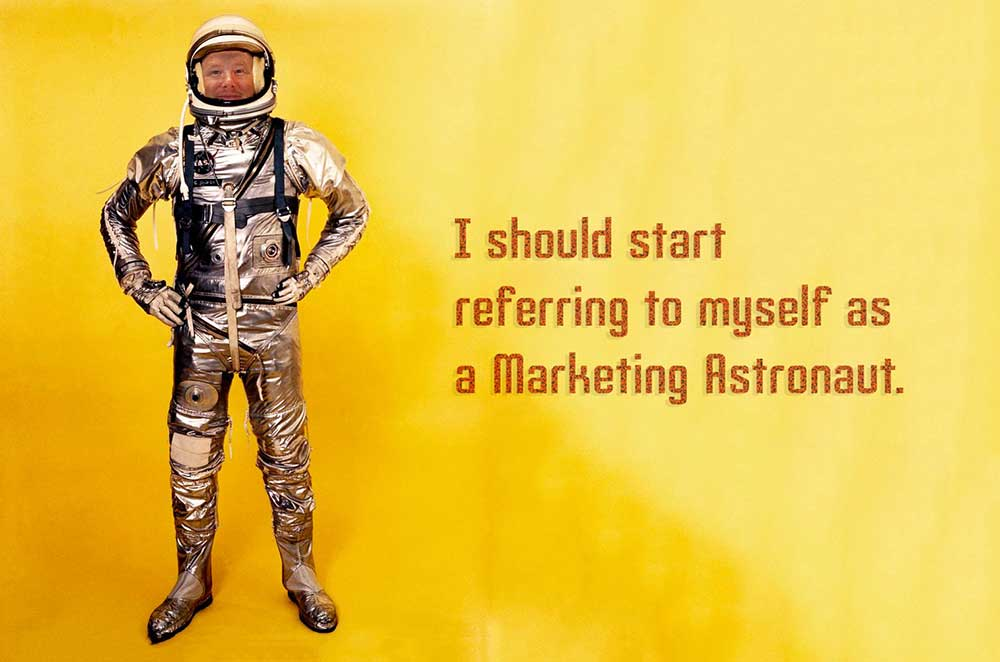 Marketing-Astronaut