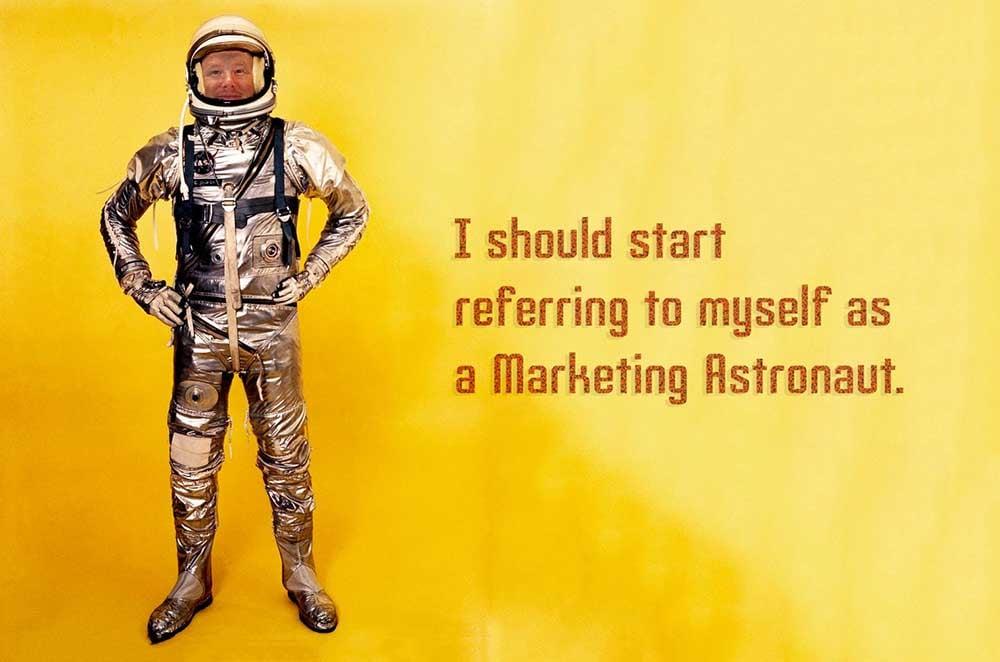Marketing-Astronaut