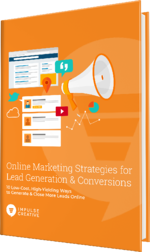 Online Marketing Strategies for Lead Generation & Conversions