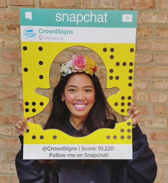 Snapchat Halloween costume