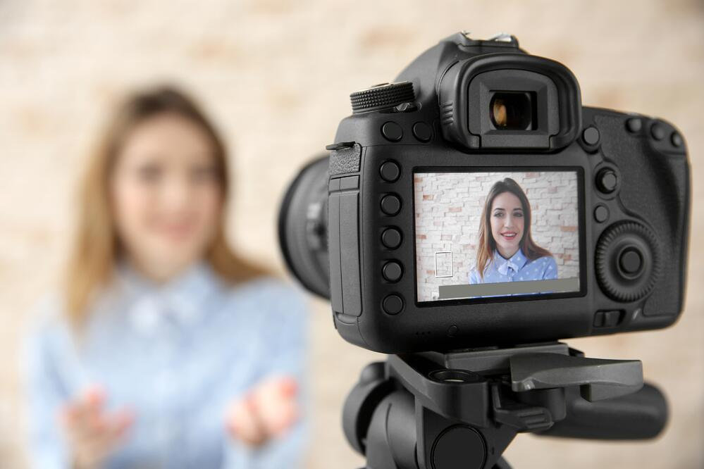 Video Marketing going on camera