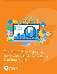 Build Higher Converting Landing Pages!