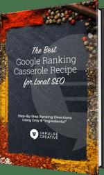 The Best Google Ranking Casserole Recipe for Local SEO