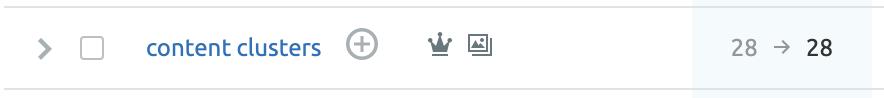 content-clusters-keyword-semrush-screenshot