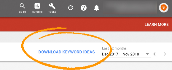 download-keywords-planner-adwords
