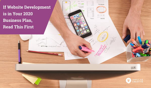 If Website Development is in Your Business Plan, Read This First