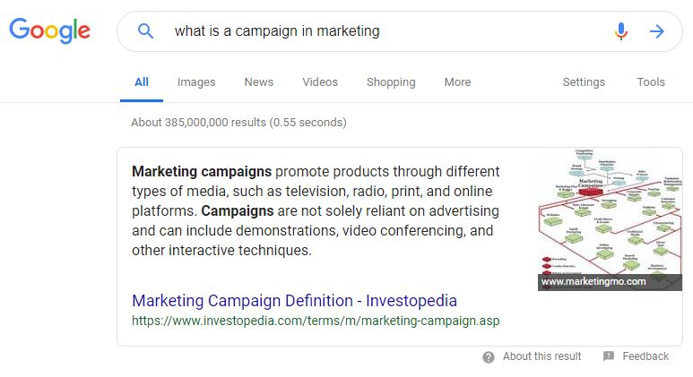 pardot vs hubsot - what is a campaign in marketing