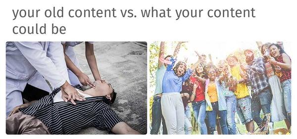 repurposing-content-meme