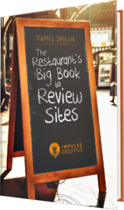 Restaurants BIG Book of Review Sites