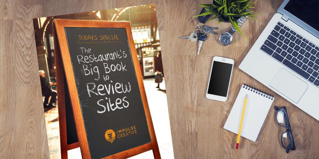 Restaurants BIG Book of Review Sites