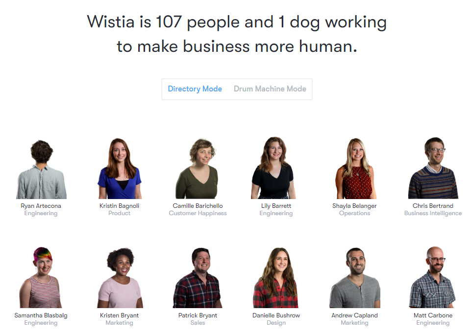 team-pages-that-inspire-Wistia