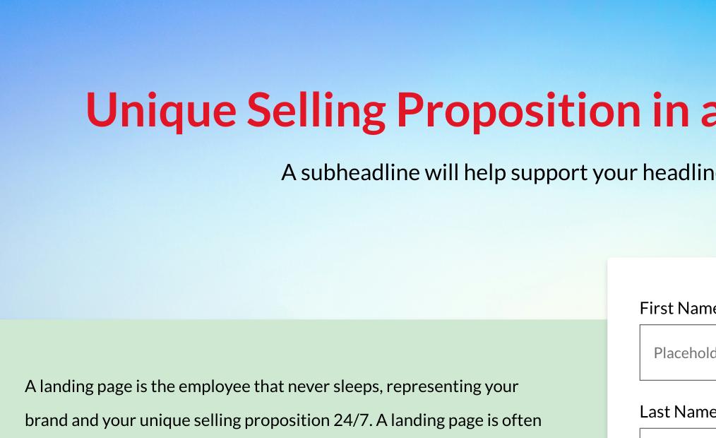 unique-selling-proposition