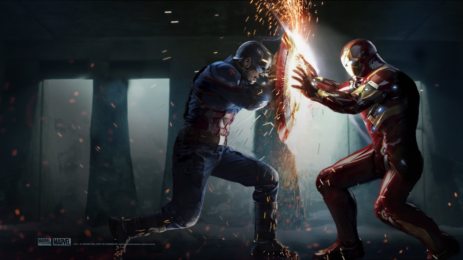 iron man vs captain america fight pop culture reference for what game of thrones has taught us about marketing and branding-