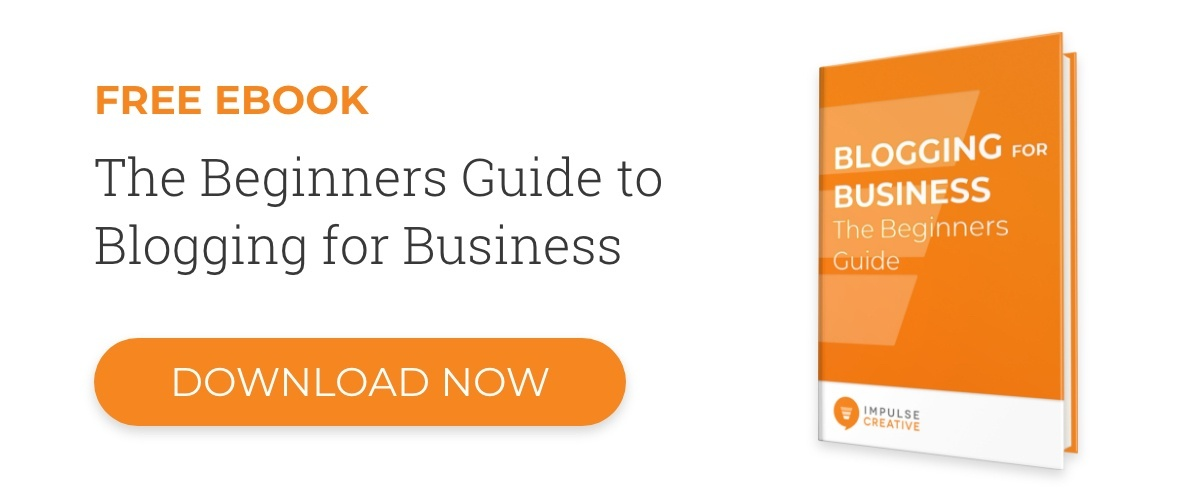 Blogging for Business Free Beginners Guide