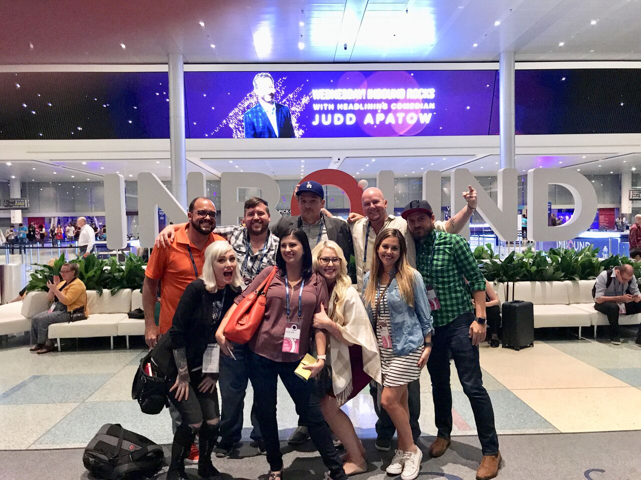 What this Platinum Blonde, Platinum Partner Learned at INBOUND 2017