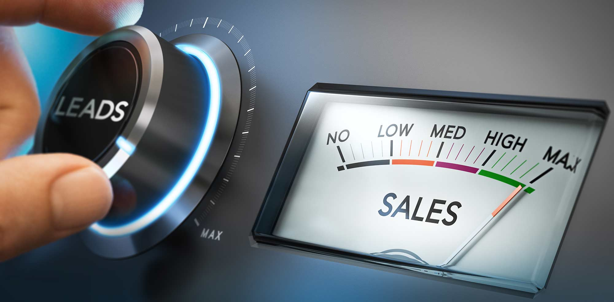 How to Make Your Website Your Sales Team's Biggest Tool