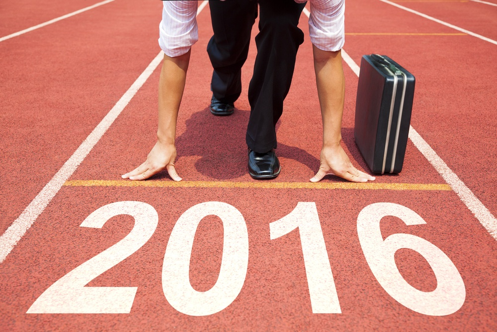 5 Things You Can Do in January To Meet Your 2016 Sales Goals