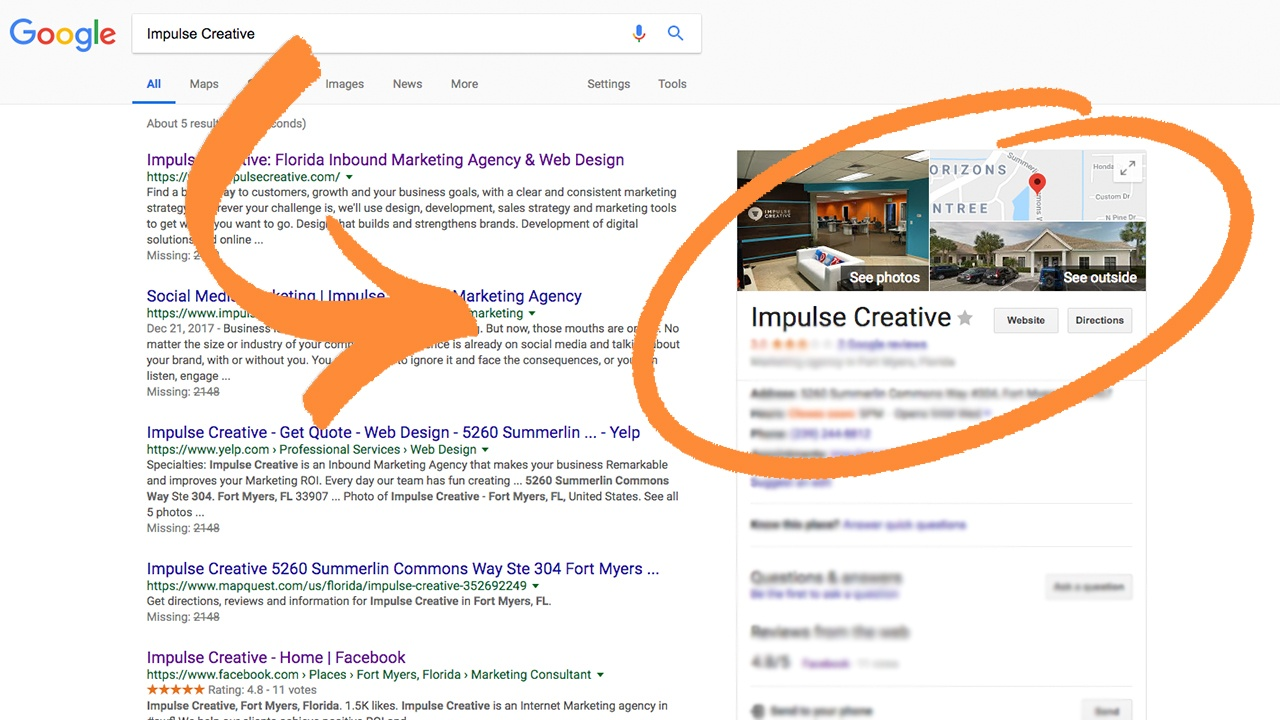 "How to Get Your Business on Google's Right Sidebar ""Knowledge Graph"""