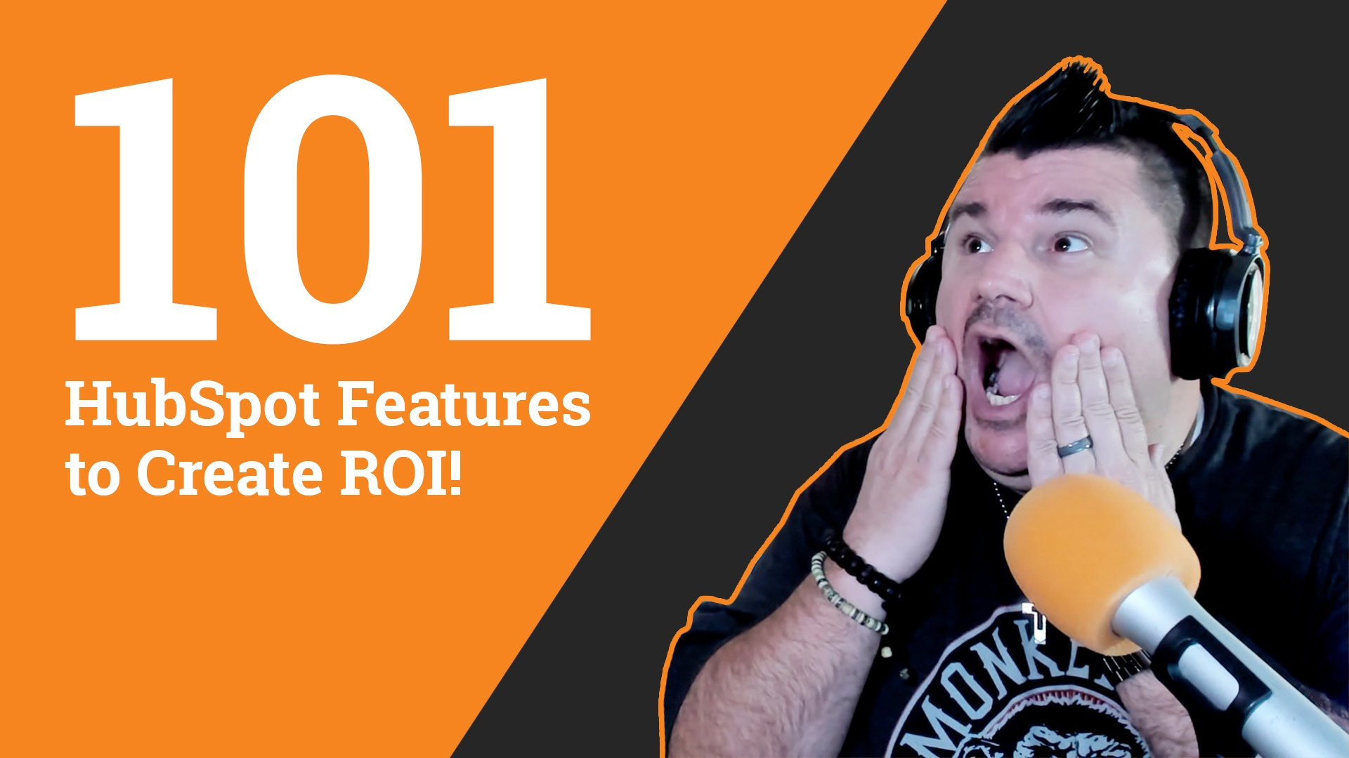 HubSpot Feature List: 101 Features to get the most ROI