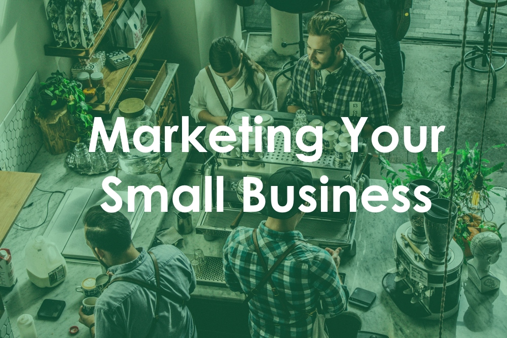 9 1/2 Tips for Marketing Your Small Business